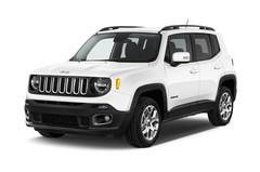 Jeep Renegade Longitude SUV (2014 - heute) 5 Türen seitlich vorne