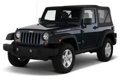 Jeep Wrangler Rubicon SUV (2007 - heute) 3 Türen seitlich vorne