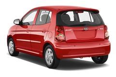Kia Picanto Vision Kleinwagen (2004 - 2011) 5 Türen seitlich hinten