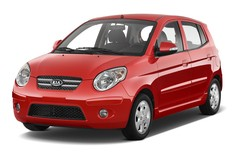 Kia Picanto Vision Kleinwagen (2004 - 2011) 5 Türen seitlich vorne