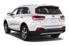Kia Sorento Spirit SUV (2015 - heute) 5 Türen seitlich hinten