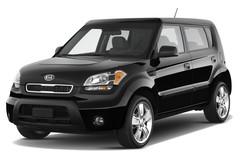 Kia Soul Spirit SUV (2008 - 2014) 5 Türen seitlich vorne