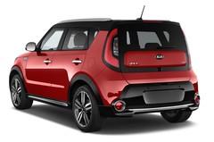 Kia Soul Spirit SUV (2014 - heute) 5 Türen seitlich hinten