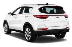 Kia Sportage Platinum Edition SUV (2016 - heute) 5 Türen seitlich hinten