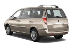 Lancia Phedra - Van (2002 - 2010) 5 Türen seitlich hinten