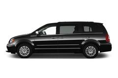 Lancia Voyager - Van (2011 - heute) 5 Türen Seitenansicht