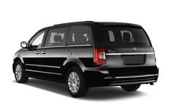Lancia Voyager - Van (2011 - heute) 5 Türen seitlich hinten