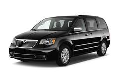 Lancia Voyager - Van (2011 - heute) 5 Türen seitlich vorne