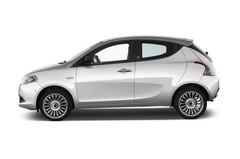 Lancia Ypsilon Platino Kleinwagen (2011 - heute) 3 Türen Seitenansicht