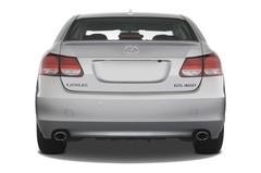 Lexus GS 460 Limousine (2005 - 2012) 4 Türen Heckansicht