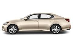 Lexus GS Executive Line Limousine (2012 - heute) 4 Türen Seitenansicht