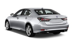 Lexus GS Executive Line Limousine (2012 - heute) 4 Türen seitlich hinten