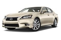 Lexus GS Executive Line Limousine (2012 - heute) 4 Türen seitlich vorne mit Felge