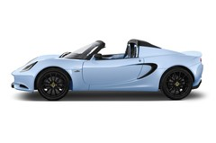 Lotus Elise Club Racer Cabrio (2010 - heute) 2 Türen Seitenansicht