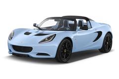 Lotus Elise Club Racer Cabrio (2010 - heute) 2 Türen seitlich vorne