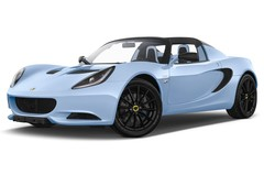 Lotus Elise Club Racer Cabrio (2010 - heute) 2 Türen seitlich vorne mit Felge
