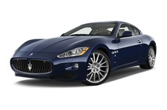 Maserati Granturismo S Coupé (2007 - heute) 2 Türen seitlich vorne mit Felge