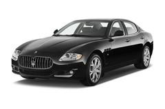 Maserati Quattroporte - Limousine (2003 - 2012) 4 Türen seitlich vorne