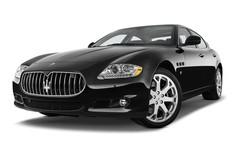Maserati Quattroporte - Limousine (2003 - 2012) 4 Türen seitlich vorne mit Felge