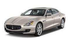 Maserati Quattroporte S Q4 V6 Awd Limousine (2013 - heute) 4 Türen seitlich vorne