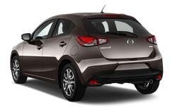 Mazda 2 Exclusive Line Kleinwagen (2014 - heute) 5 Türen seitlich hinten