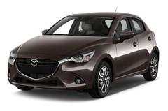Mazda 2 Exclusive Line Kleinwagen (2014 - heute) 5 Türen seitlich vorne