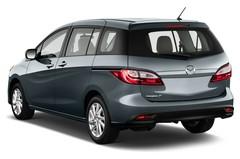Mazda 5 Prime-Line Van (2010 - 2015) 5 Türen seitlich hinten