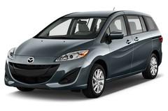 Mazda 5 Prime-Line Van (2010 - 2015) 5 Türen seitlich vorne