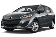 Mazda 5 Prime-Line Van (2010 - 2015) 5 Türen seitlich vorne mit Felge