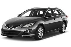 Mazda 6 Exclusive-Line Kombi (2008 - 2012) 5 Türen seitlich vorne