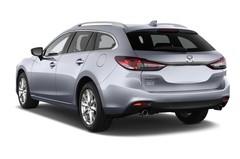 Mazda 6 Center-Line Kombi (2012 - heute) 5 Türen seitlich hinten