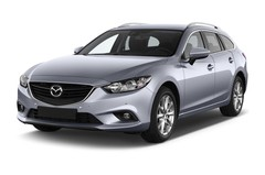 Mazda 6 Center-Line Kombi (2012 - heute) 5 Türen seitlich vorne