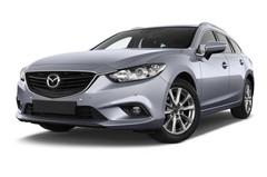 Mazda 6 Center-Line Kombi (2012 - heute) 5 Türen seitlich vorne mit Felge