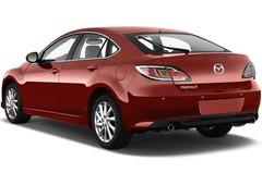 Mazda 6 Active Limousine (2008 - 2012) 5 Türen seitlich hinten