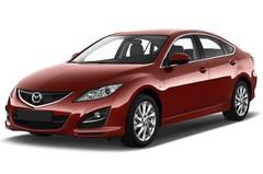 Mazda 6 Active Limousine (2008 - 2012) 5 Türen seitlich vorne