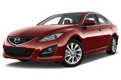 Mazda 6 Active Limousine (2008 - 2012) 5 Türen seitlich vorne mit Felge