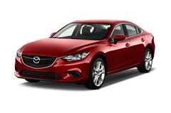 Mazda 6 Prime-Line Limousine (2012 - heute) 4 Türen seitlich vorne