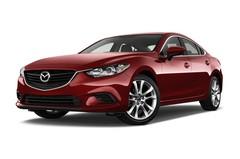 Mazda 6 Prime-Line Limousine (2012 - heute) 4 Türen seitlich vorne mit Felge