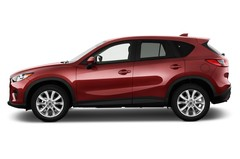 Mazda CX-5 Sports-Line SUV (2012 - 2017) 5 Türen Seitenansicht