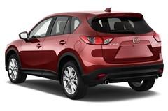 Mazda CX-5 Sports-Line SUV (2012 - 2017) 5 Türen seitlich hinten
