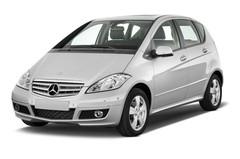 Mercedes-Benz A-Klasse Avantgarde Kompaktklasse (2004 - 2012) 5 Türen seitlich vorne