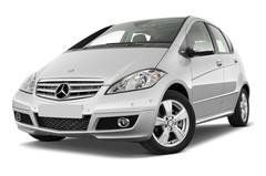 Mercedes-Benz A-Klasse Avantgarde Kompaktklasse (2004 - 2012) 5 Türen seitlich vorne mit Felge