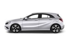 Mercedes-Benz A-Klasse Urban Kompaktklasse (2012 - heute) 5 Türen Seitenansicht