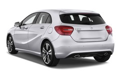 Mercedes-Benz A-Klasse Urban Kompaktklasse (2012 - heute) 5 Türen seitlich hinten