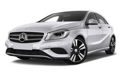 Mercedes-Benz A-Klasse Urban Kompaktklasse (2012 - heute) 5 Türen seitlich vorne mit Felge