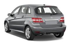 Mercedes-Benz B-Klasse - Van (2005 - 2011) 5 Türen seitlich hinten