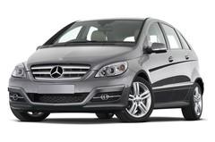 Mercedes-Benz B-Klasse - Van (2005 - 2011) 5 Türen seitlich vorne mit Felge