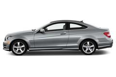 Mercedes-Benz C-Klasse - Coupé (2011 - 2015) 2 Türen Seitenansicht