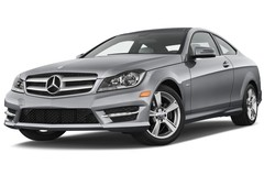 Mercedes-Benz C-Klasse - Coupé (2011 - 2015) 2 Türen seitlich vorne mit Felge