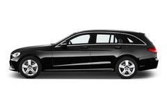 Mercedes-Benz C-Klasse Avantgarde Kombi (2014 - heute) 5 Türen Seitenansicht